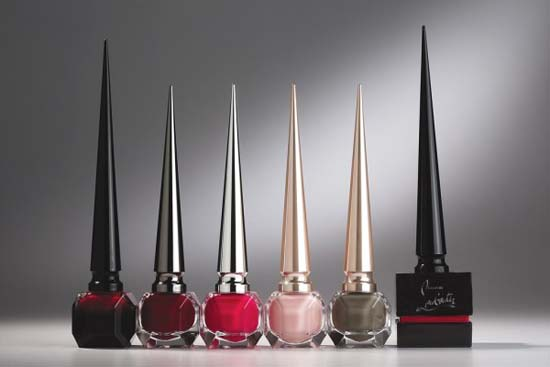 Christian Louboutin Debuts Luxurious Nail Polish Line