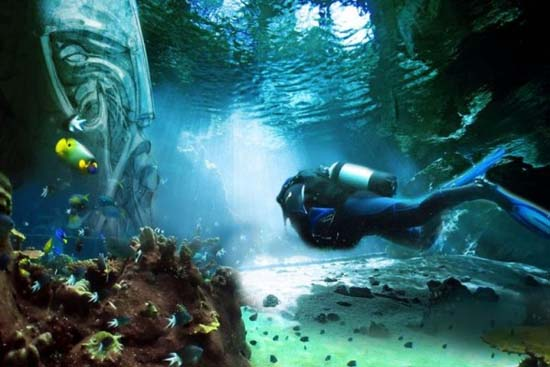 Dubai Plans To Open World's Largest Underwater Theme Park