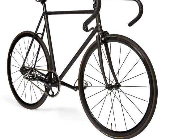 Paul Smith x Mercian Fixed Gear Bike