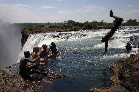 10 Of The Most Incredible Natural Swimming Pools Luxuryes