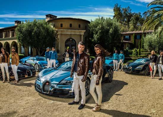 Bugatti Launches Lifestyle Capsule Collection