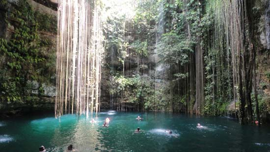 10 Of The Most Incredible Natural Swimming Pools