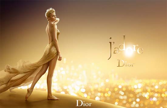 Charlize Theron Returns For J'adore Dior