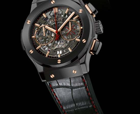 Hublot launches the Classic Fusion Dwyane Wade