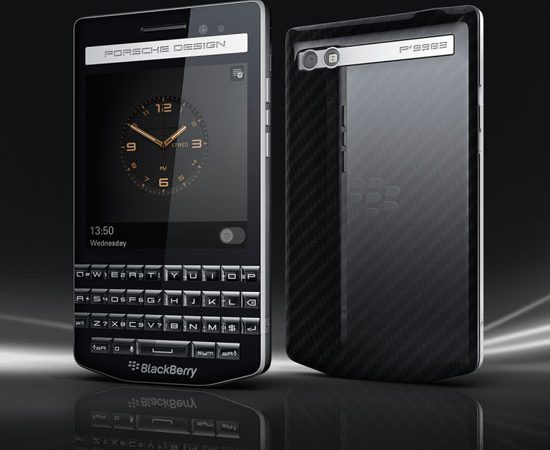 BlackBerry Porsche Design P'9983 Unveiled