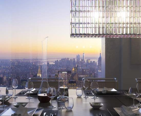 432 Park Avenue, New York: Inside The $95 Million Apartment