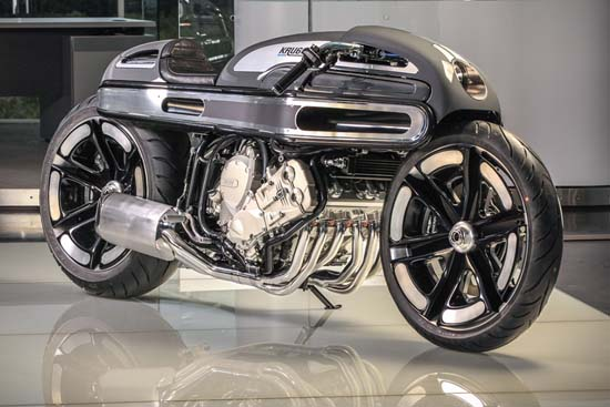 BMW K1600 by Krugger Motorcycles