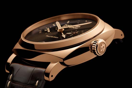 Panerai Introduces Radiomir 1940 Tourbillon GMT Oro Rosso