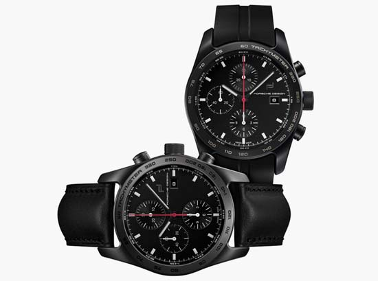 Porsche Design Unveils In-House Watch Line