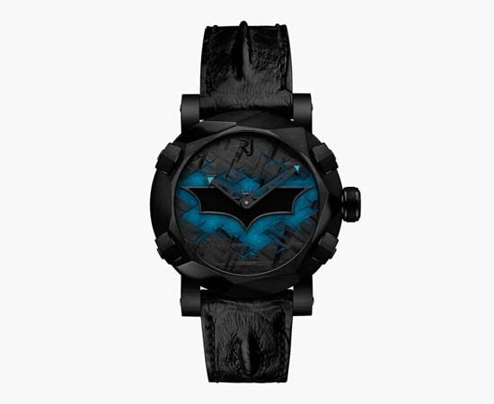 RJ-Romain Jerome x DC Comics Batman-DNA watches