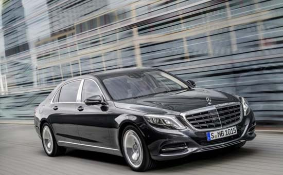 2016 Mercedes-Maybach S600 First Look