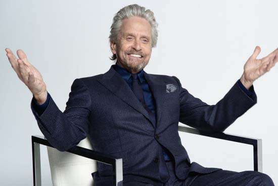 Watch Michael Douglas for Canali 200 Steps Video