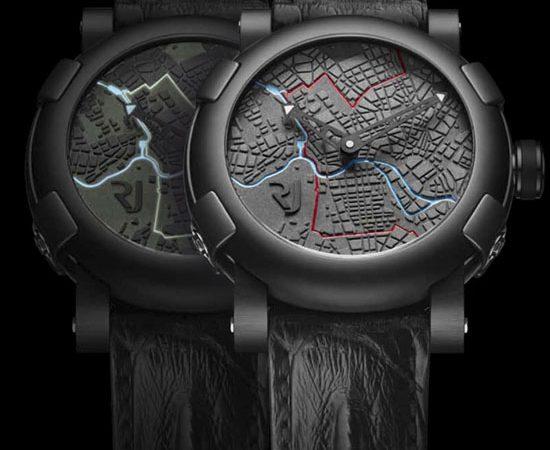 RJ-Romain Jerome Berlin-DNA Watch
