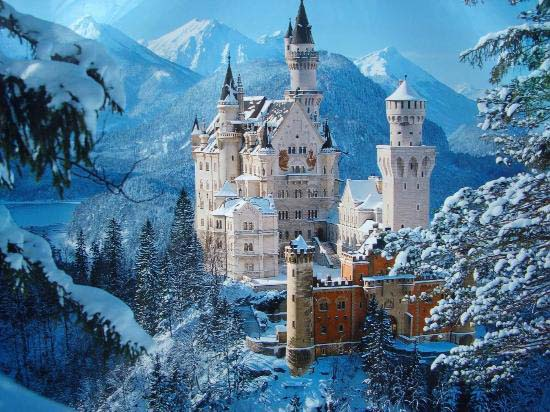 10 Fairytale Destinations You Can Actually Visit