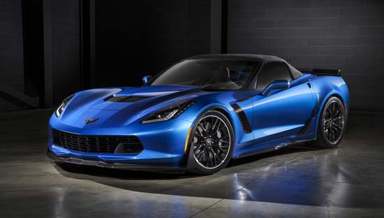 Corvette Z06 1,000 HP by Hennessey Performance