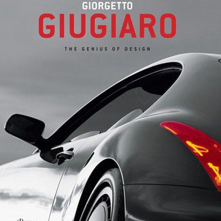 Giorgetto Giugiaro Book: The Genius of Design