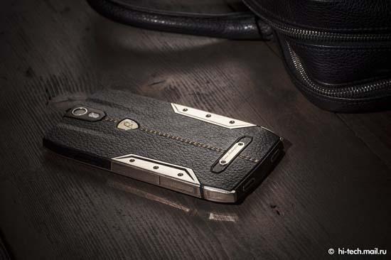 Lamborghini 88 Tauri Luxury Smartphone Goes Official