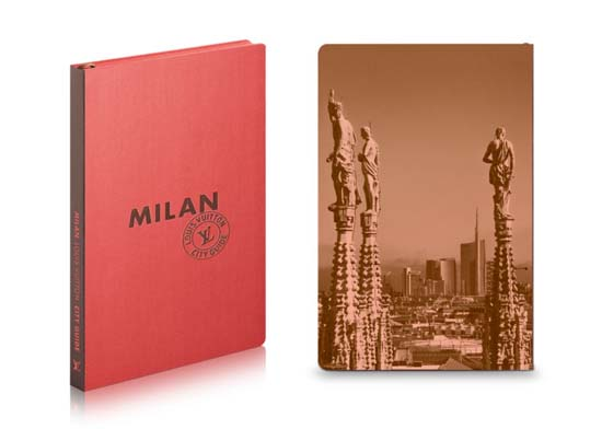 Louis Vuitton Launches New City Guide: Milan