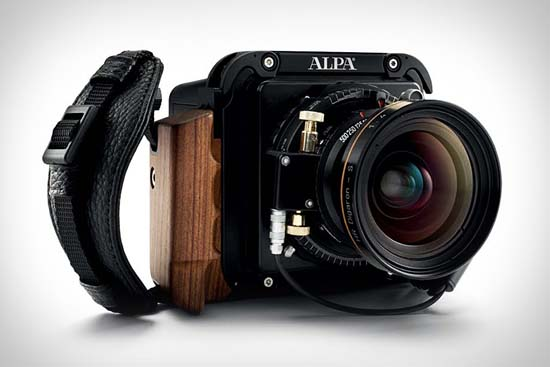 Phase One x Alpa A-Series Mirrorless Cameras