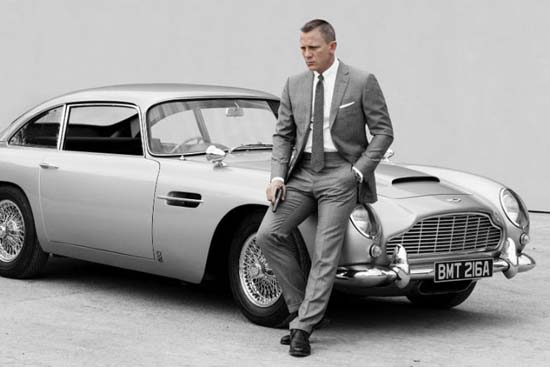 Watch a Retrospective of Aston Martin Bond Cars