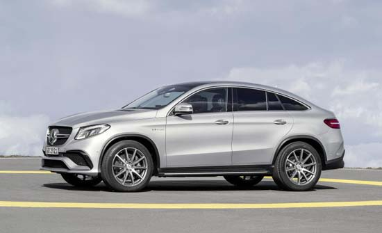 2016 Mercedes-AMG GLE63 S Coupe 4Matic • Luxuryes