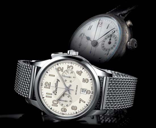 Breitling Transocean Chronograph 1915 Limited Edition Watch