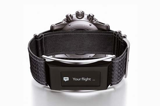 Montblanc Introduces The Timewalker Urban Speed e-Strap