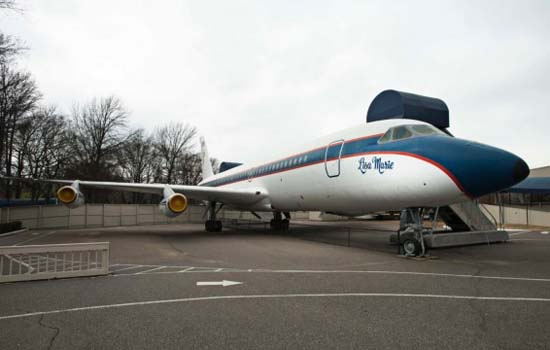 Elvis Presley's Private Jets Up for Sale
