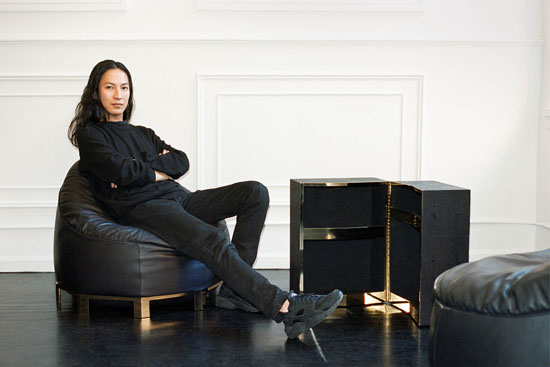 Alexander Wang x Poltrona Frau Furniture Collection