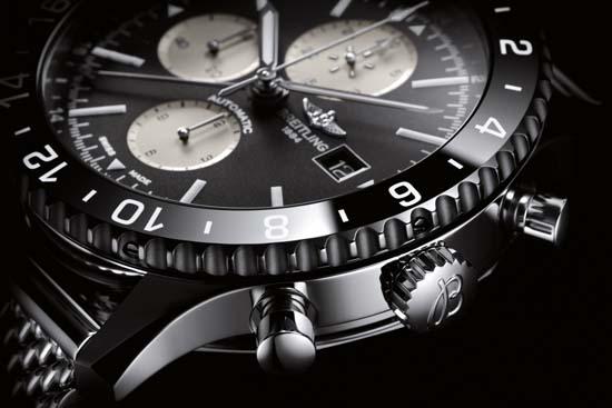 Breitling Reinterprets The Spirit Of Aviation With Chronoliner Watch