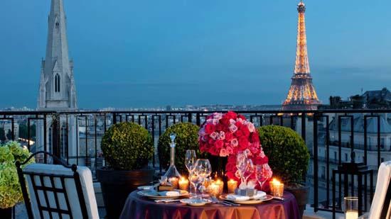 Valentine's Day: 10 Romantic Restaurants Around The World