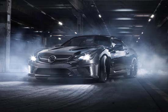 Carlsson Introduces C25 Super GT Final Edition