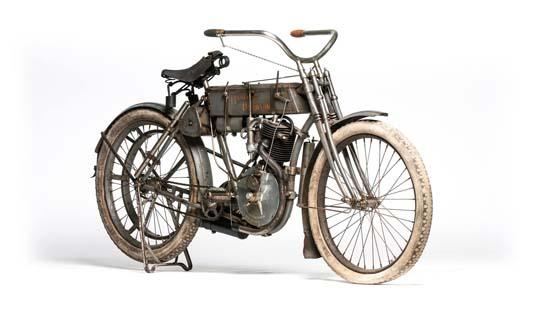1907 Harley-Davidson Strap Tank May Fetch $1 Million