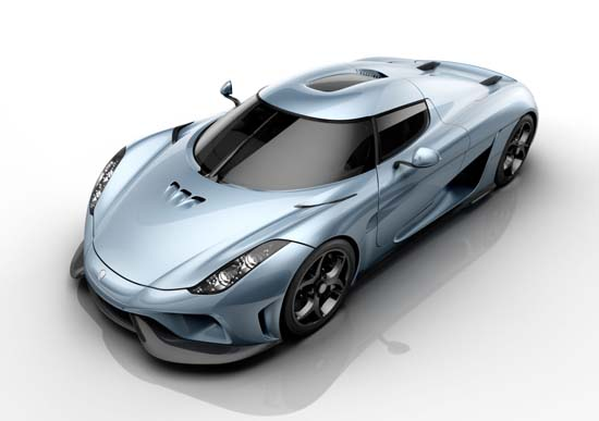 Koenigsegg Regera Is The World's Most Powerful Hybrid Supercar