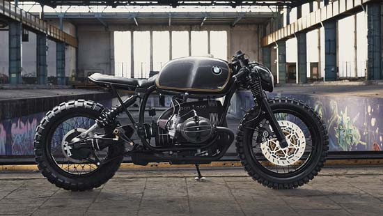 1994 BMW R100R by Diamond Atelier