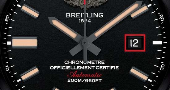 Breitling Avenger Blackbird 44 Watch