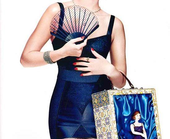Dolce & Gabbana Introduces Collectible Porcelain Dolls