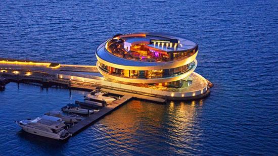 The World's Largest Nobu Restaurant Opens at Four Seasons Doha