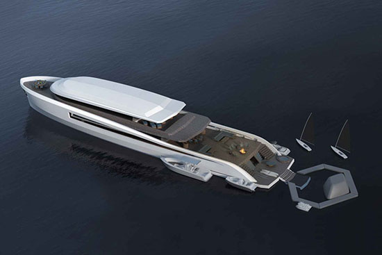 X-Easy Yacht Concept by Pastrovich