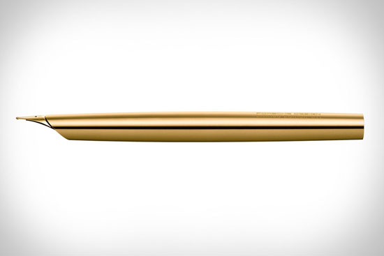 Porsche Design P'3135 Solid Gold Limited Edition Pen $27,000