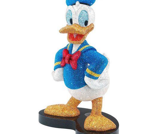 Swarovski Studded Donald Duck Limited Edition 2015