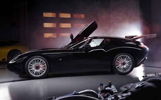 Zagato Mostro powered by Maserati