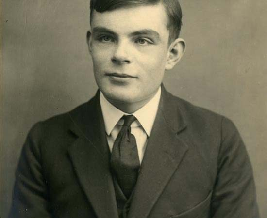 Alan Turing's Hidden Manuscript Sells For $1 Million