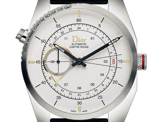 Dior Chiffre Rouge C05 Automatic GMT Watch