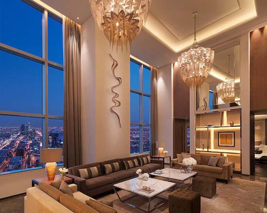 The Stunning $10,000-A-Night Suite At Four Seasons Riyadh