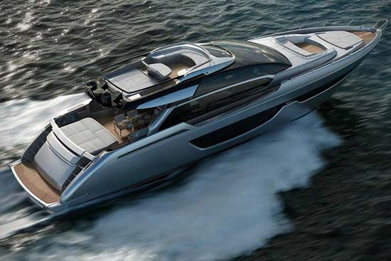 Riva 76′ Coupe Yacht
