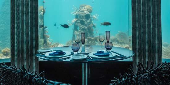 Subsix Is The World's First Underwater Nightclub