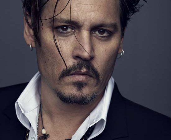 Johnny Depp Is New Face Of Dior Men's Fragrance
