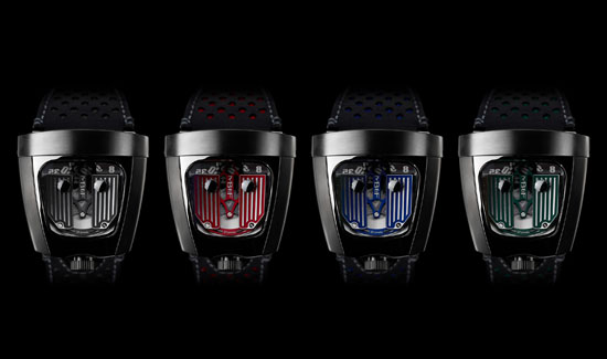 MB&F Introduces HMX for its 10th Anniversary