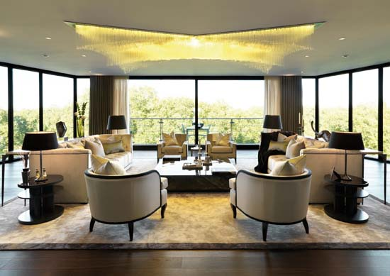 London's Most Expensive Apartment Hits the Market For $119M